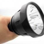 Test Fenix TK70 Hochleistungs LED Taschenlampe