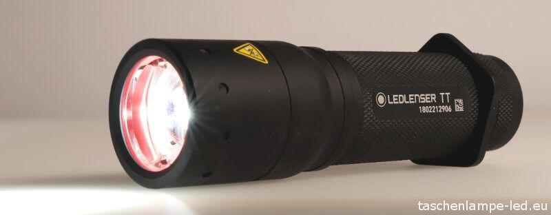 LEDLenser TT leuchten