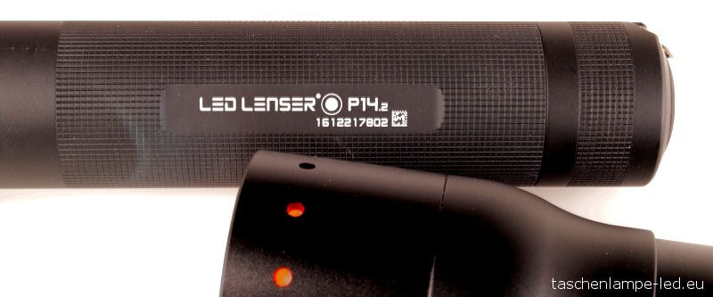 LED Lenser P14 Unterschiede
