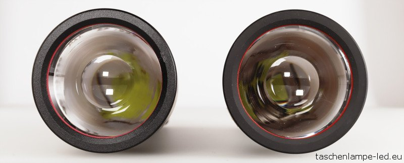 LED Lenser P14 LED vorne