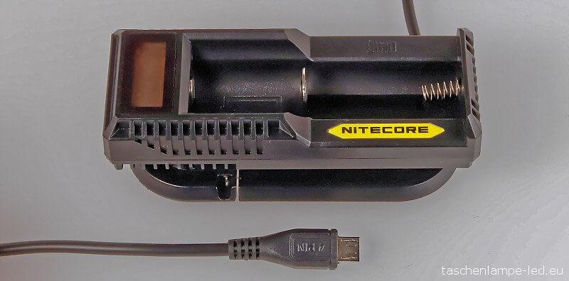 Nitecore UM10 Laegerät