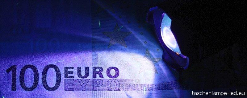 UV Taschenlampen Übersicht